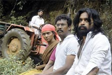 A scene from Poraali