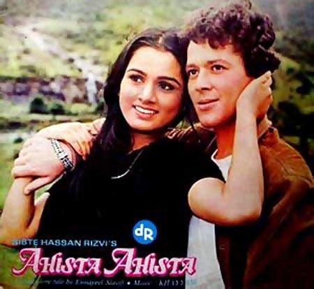 Poster of Ahista Ahista