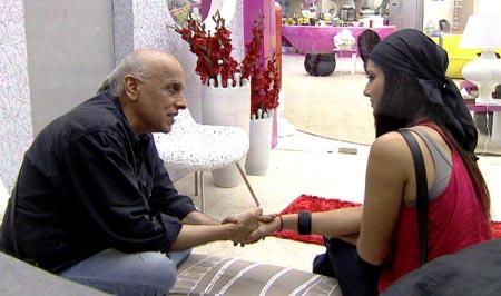 Mahesh Bhatt and Sunny Leone