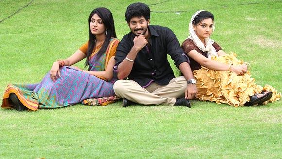 A scene from Innaanu Aa Kalyanam