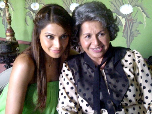 Bipasha Basu and Helen