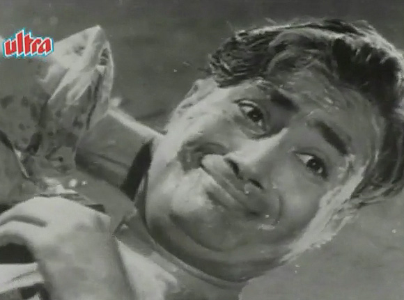 A scene from Paying Guest (1957)