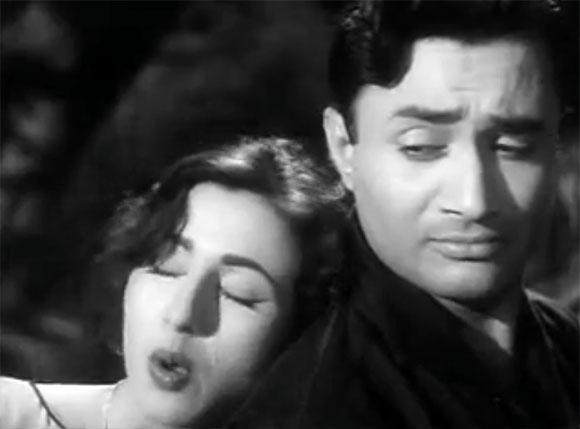 A scene from Kala Pani (1958)