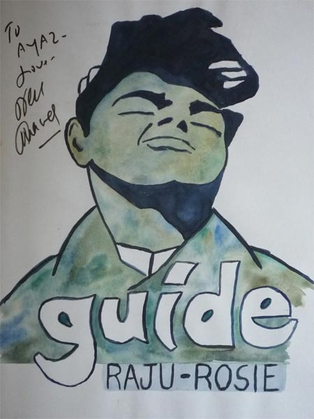 Guide painting