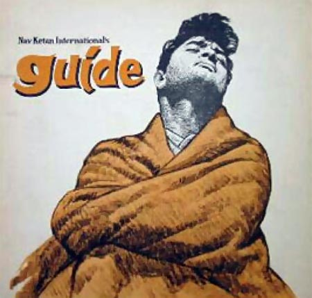 Movie poster of Guide
