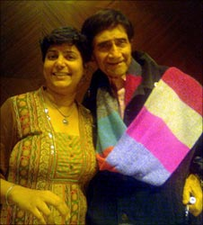 My first love, Dev Anand - Rediff.com Movies
