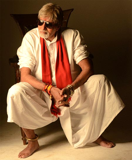 Amitabh Bachchan in Department