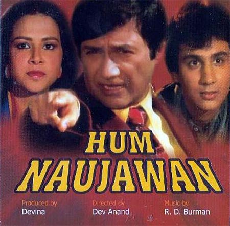 Movie poster of Hum Naujawan