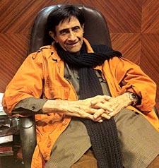 The last picture of Dev Anand taken on first week of November