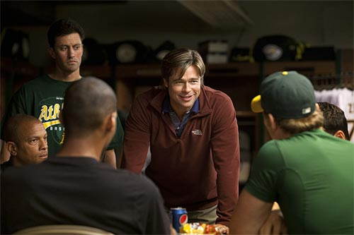 A scene from Moneyball