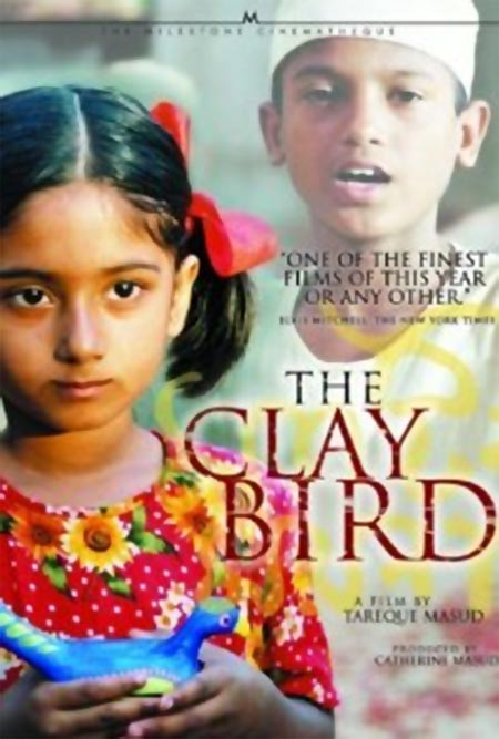 A movie poster for Clay Bird