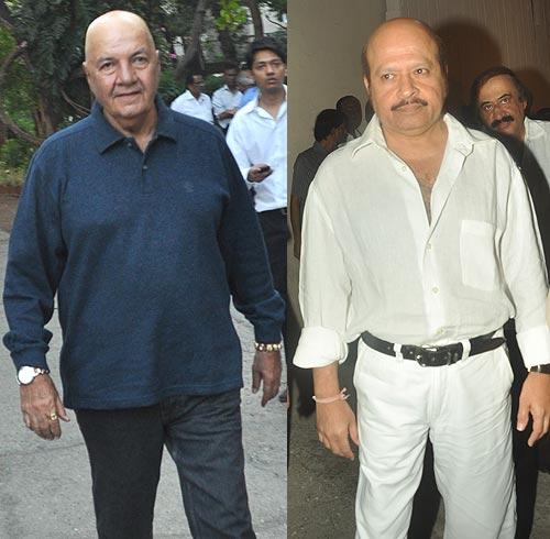 Prem Chopra, Rajesh Roshan
