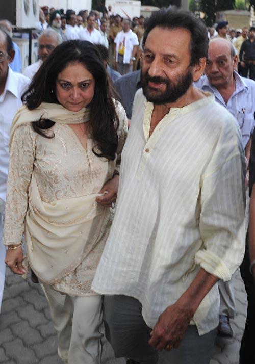 Tina Ambani, Shekhar Kapur