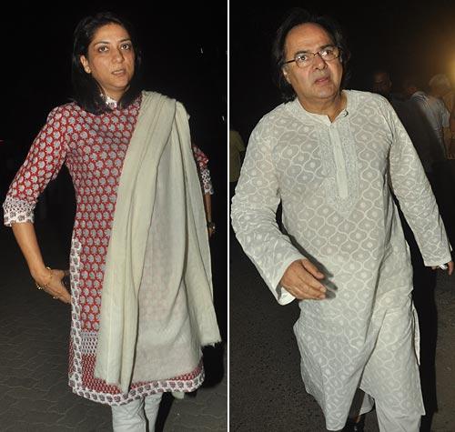 Farooque Shaikh, Priya Dutt