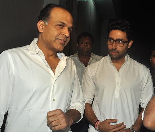 Ashutosh Gowarikar, Abhishek Bachchan