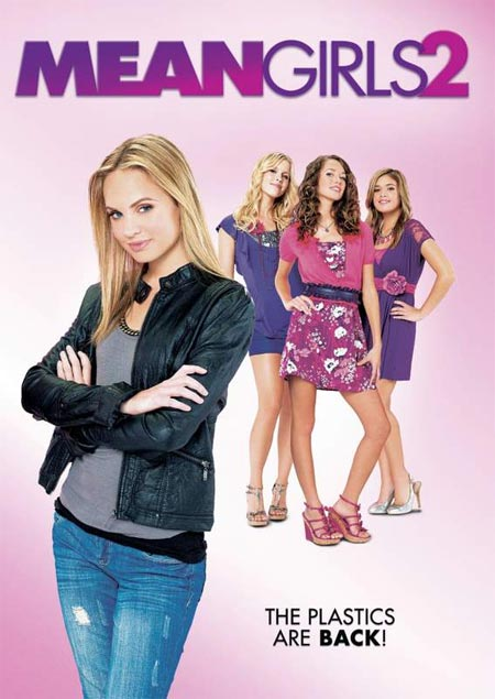 Movie poster of Mean Girls 2