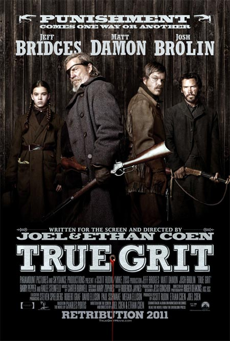 Movie poster of True Grit