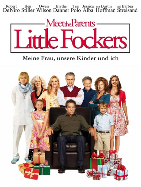Movie poster Little Fockers
