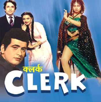Movie poster of Clerk