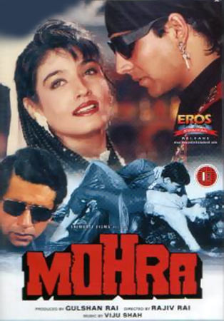 Movie poster of Mohra
