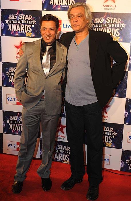Madhur Bhandarkar and Sudhir Mishra