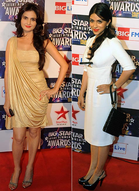 Monica Bedi and Zoa Morani