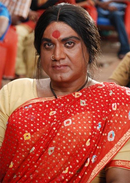 A scene from Kanchana