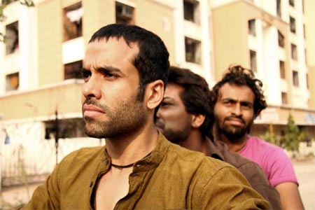 Tusshar Kapoor, Nikhil Dwivedi and Pitubash in Shor in the City