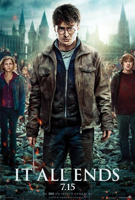 Movie poster of Harry Potter