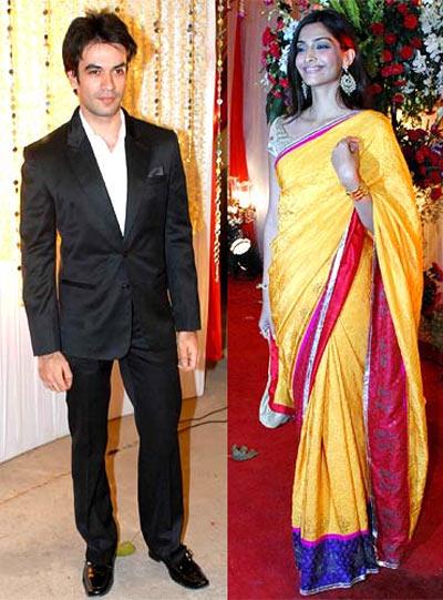 Punit Malhotra and Sonam Kapoor