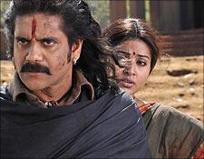A scene from Rajanna
