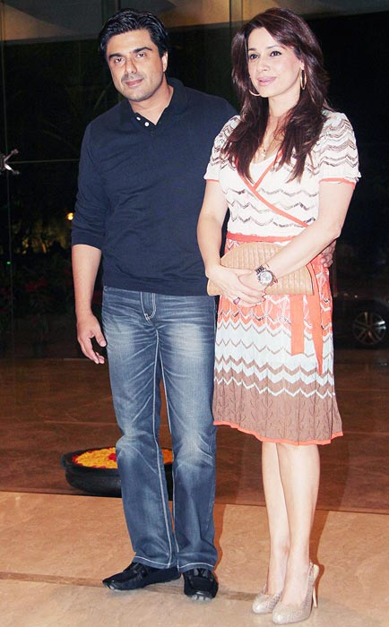 Sameer Soni and Neelam