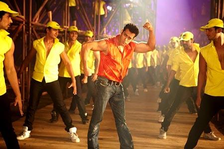 Salman Khan in Bodyguard, Bodyguard