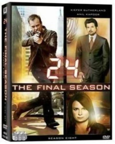 The 24 poster