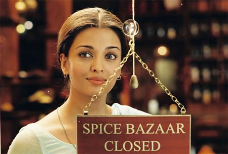 Aishwarya Rai in The Mistress Of Spices