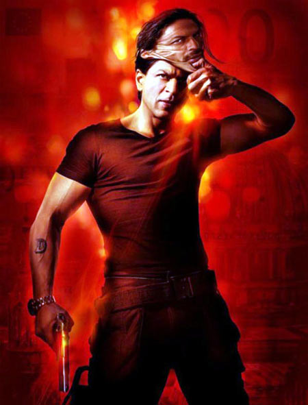 Movie poster of Don 2