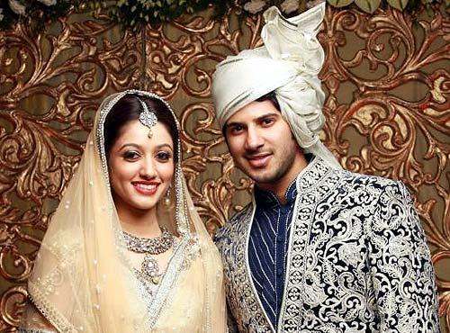 Sufia with Dulqar Salman