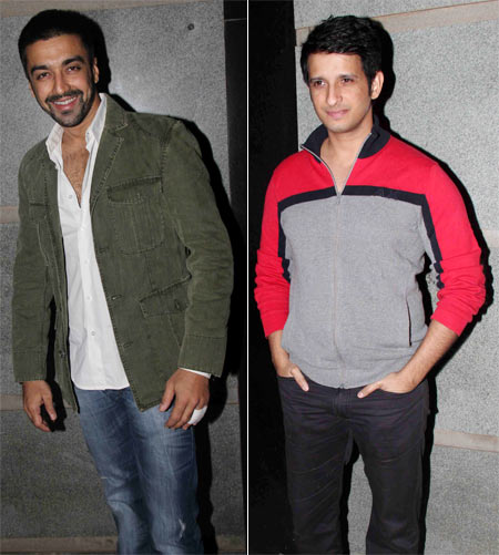 Ashish Chaudhary and Sharman Joshi