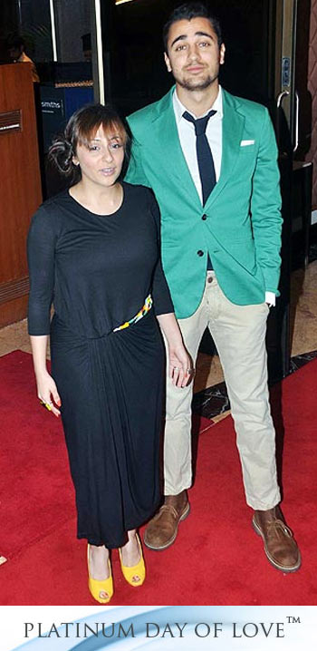 Imran Khan and Avantika Mallik