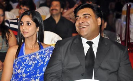 Ram and Gautami Kapoor