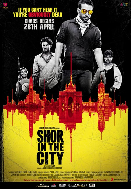 Movie poster of Shor in the City
