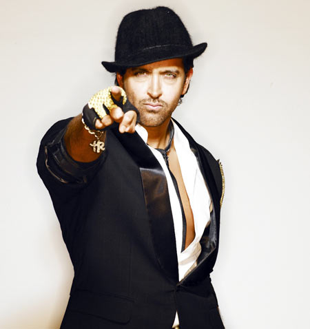 Hrithik Roshan in Just Dance