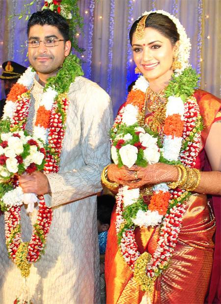 Mamta Mohadas weds