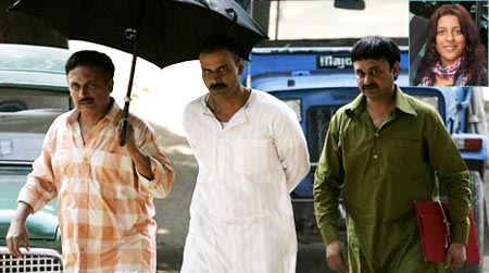 A scene from Gangs Of Wasseypur. Inset: Zoya Akhtar