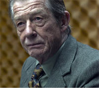 John Hurt in Tinker Tailor Soldier Spy