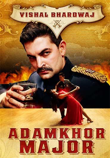 Movie poster of 7 Khoon Maaf