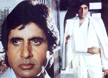 Amitabh Bachchan in Agneepath