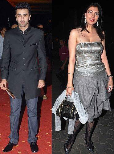 Ranbir Kapoor and Yukta Mookhey