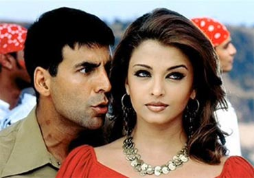 A scene from Khakee