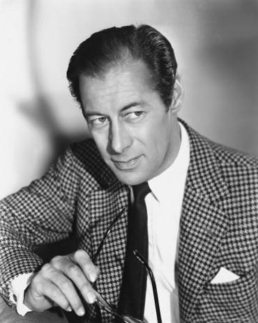 Rex Harrison